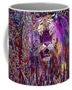 Tiger Predator Fur Beautiful  Coffee Mug