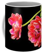 Tulip Floral Arrangement Coffee Mug