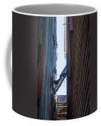 Vintage Grain Elevator Coffee Mug