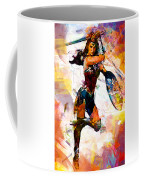 Wonder Woman Coffee Mug