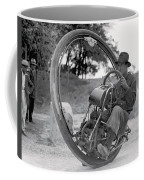 90 M P H Monocycle - 1933 Coffee Mug