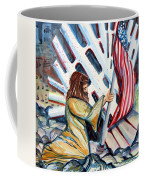 911 Cries For Jesus Coffee Mug