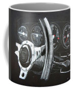 911 Porsche Dash Coffee Mug