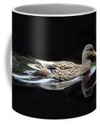 9246 Female Mallard Coffee Mug