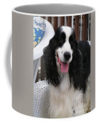 #940 D1038 Farmer Browns Springer Spaniel Adorable Happy Coffee Mug