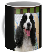 #940 D1090 Farmer Browns Springer Spaniel Coffee Mug