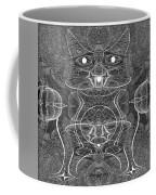 991 Feline  Creature Coffee Mug