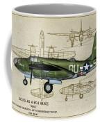 A-20 Havoc - Irene Coffee Mug