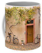 A Back Lane In Speyer Coffee Mug