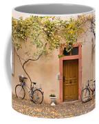 A Back Lane In Speyer Coffee Mug by Louise Heusinkveld