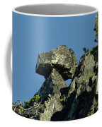 A Balancing Rock  Coffee Mug