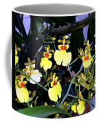 A Ballet Of Tiny Orchids Coffee Mug
