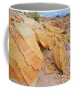 A Band Of Gold In Valley Of Fire Coffee Mug