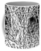 A Bayou Climbing Tree Coffee Mug