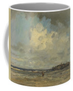 A Beach Coffee Mug