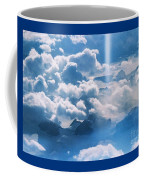 A Beam Of Heavenly Light Coffee Mug