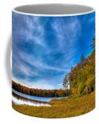A Beautiful Autumn Day On West Lake Coffee Mug