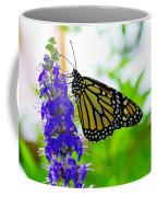 A Beautiful Monarch Coffee Mug