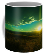 A Beautiful Sunset Coffee Mug