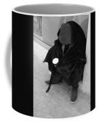 A Beggar In Jerusalem Coffee Mug
