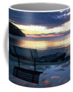A Bench To Reflect Coffee Mug