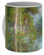 A Bend In The Eure Coffee Mug