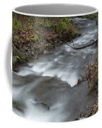 A Bend In The Flow Coffee Mug