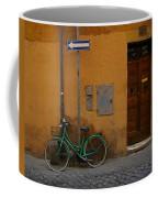 A Bike In Rome Coffee Mug