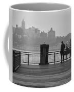 A Bird And A Man Coffee Mug