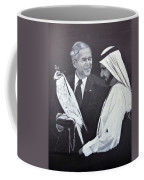 A Bird In The Hand Is Worth Two In The Bush Coffee Mug