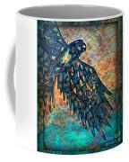 A Bird's Eye View Coffee Mug by Wbk
