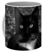 A Black Cat's Life -florida Coffee Mug