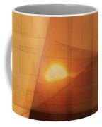 A Blended Sunset   Coffee Mug