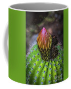 A Blooming Cactus Coffee Mug
