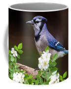 A Bluejay Bouquet Coffee Mug