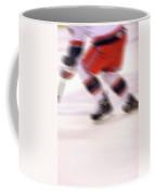 A Blur Of Ice Speed Coffee Mug