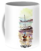 A Boat On Anglesey 01 Coffee Mug