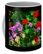 A Bouquet From Bermuda Coffee Mug