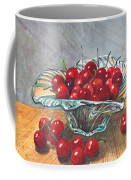 A Bowl Full Of Cherries Coffee Mug
