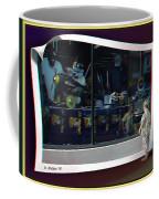 A Boy Can Dream - Use Red-cyan 3d Glasses Coffee Mug