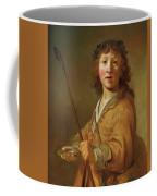 A Boy In The Guise Coffee Mug