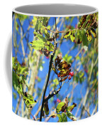 A Branch Standing Out From The Crowd Coffee Mug