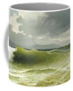 A Break In The Clouds Coffee Mug