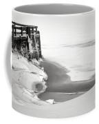 A Break In The Kennebec Coffee Mug