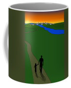 Father And Child Coffee Mug