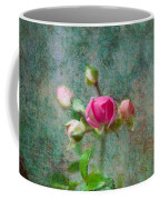 A Bud - A Rose Coffee Mug