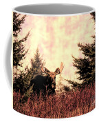 A Bull Moose Dream Coffee Mug