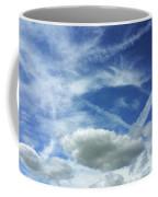 A Busy Sky Coffee Mug