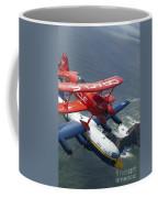 A C-130 Hercules Fat Albert Aircraft Coffee Mug