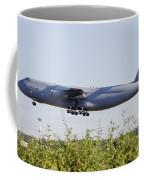 A C-5a Galaxy Of The U.s. Air Force Coffee Mug